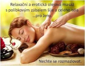 Rozmazlovací masáž pro ženy - Obrazek 1